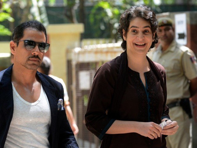 When Priyanka Gandhi ruled the world