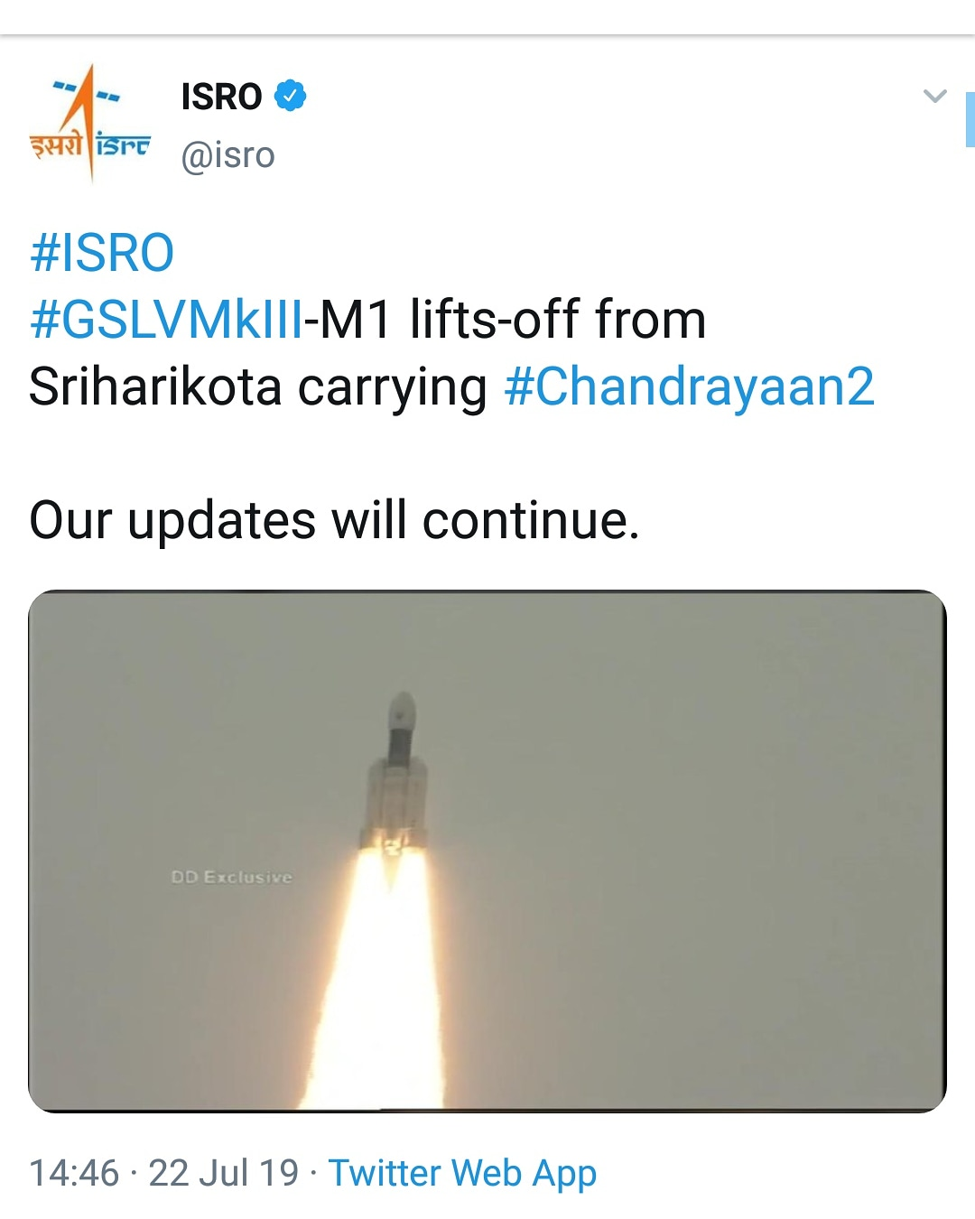 INDIA BECOMES A SPACE SUPERPOWER