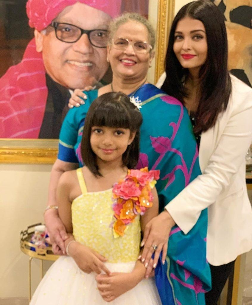 Aishwarya Rai posts pictures on Instagram on dad's birth ...