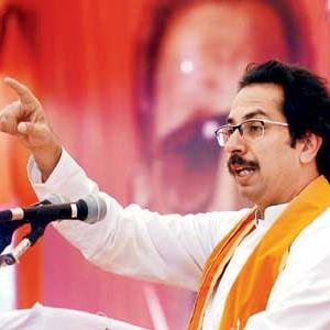 Crashing stock market to remain open, Thackeray Govt moves draws severe flak...