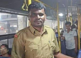 BMTC Bus Conductor Who Studied 5 Hrs Daily Clears IAS Main Exam