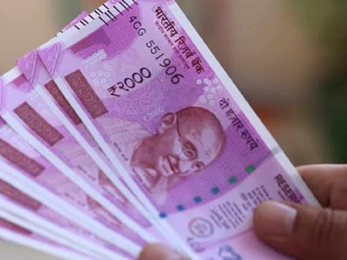 The Reserve Bank of India (RBI) stopped the production of Rs. 2000 notes. Not a single note has been printed in the last financial year.