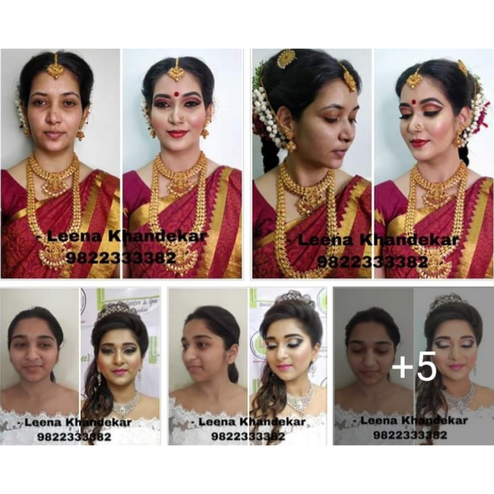 International Master Class Bridal Make Up Workshop conducted at Lee's Institute Pune ...