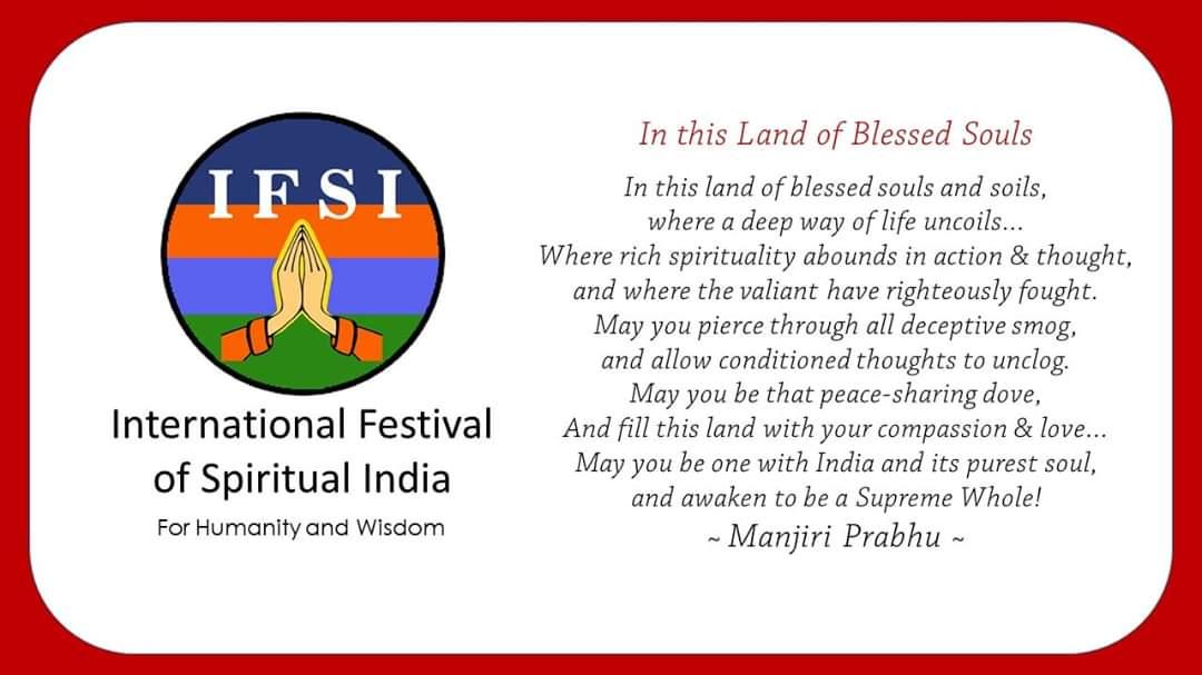International Festival of Spiritual India