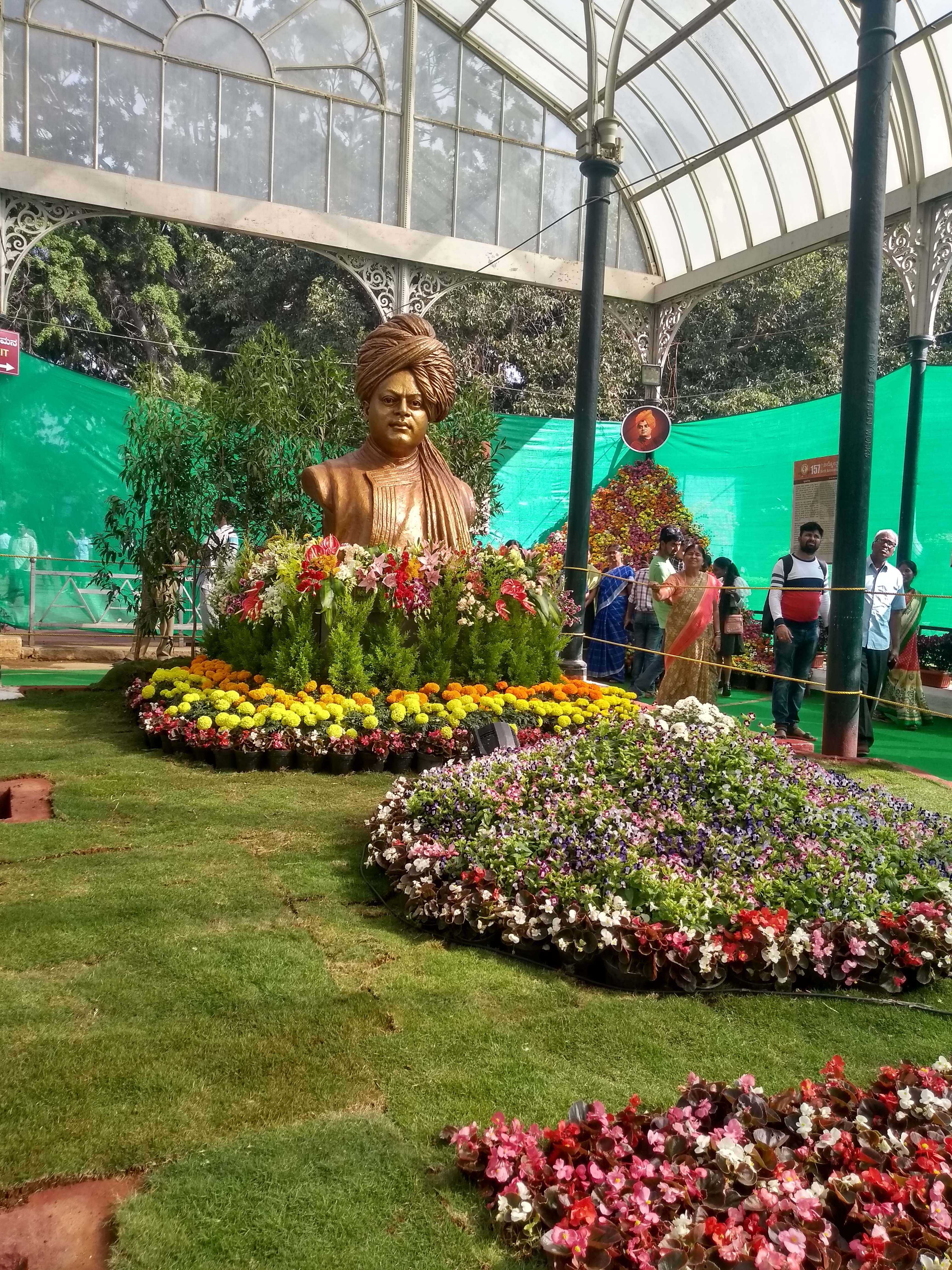 The Republic Day Lalbagh Flower Show 2020 from January 17 to 26