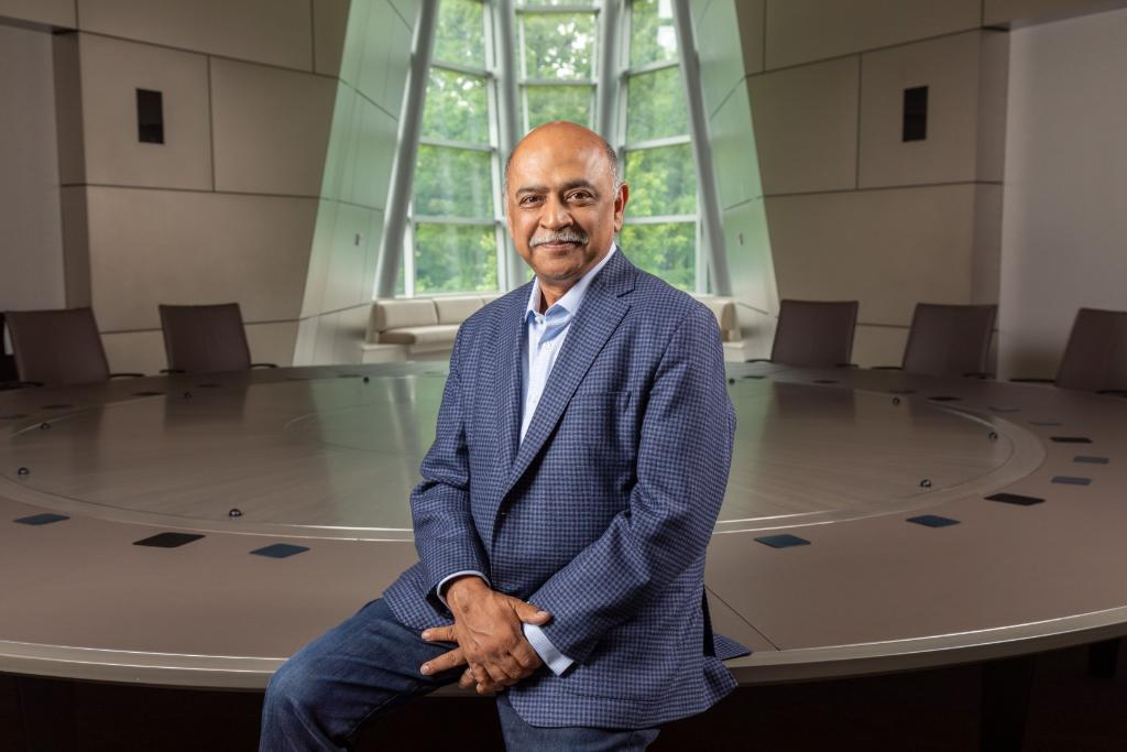 Arvind Krishna elected as IBM Chief Executive Officer