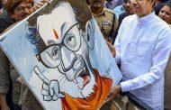 CM Uddhav Thackeray inaugurates the Balasaheb Thackeray Art in Thane ...