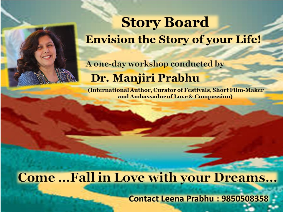 A workshop to carve your own destiny...