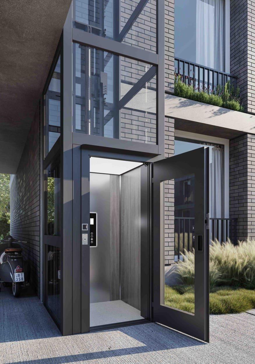 thyssenkrupp -Elite Elevators launch revolutionary Home Lift- ALTURA H200