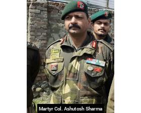 Let us salute our martyrs:  Take badla, Modiji...