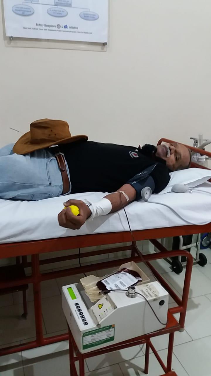 Ex-servicemen in Karnataka come forward to help people in COVID-19...