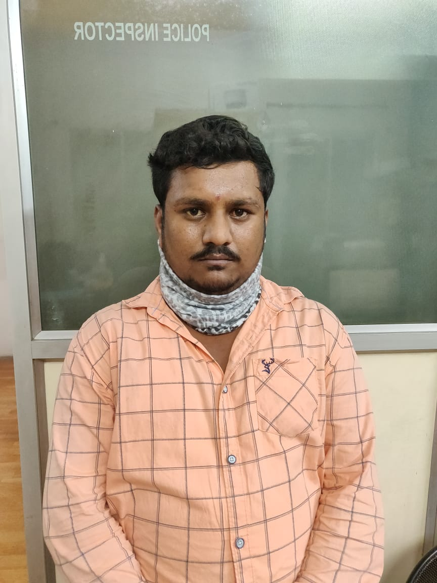 Accused involved in Child Pornography arrested by Central Crime Branch, Bengaluru  ...