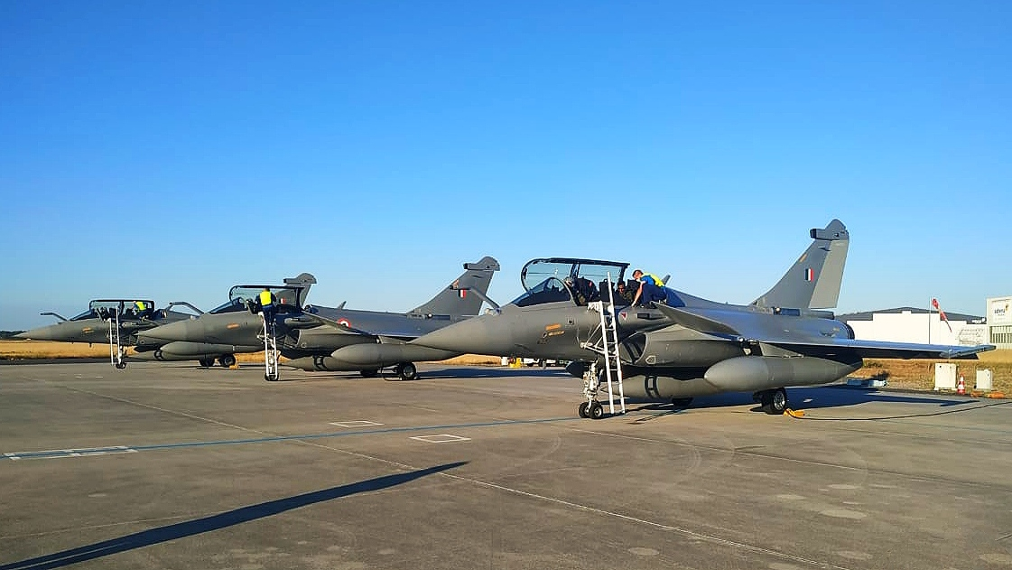 Coming soon : Rafale Jets likely to reach AF Stn Ambala on 29 ...