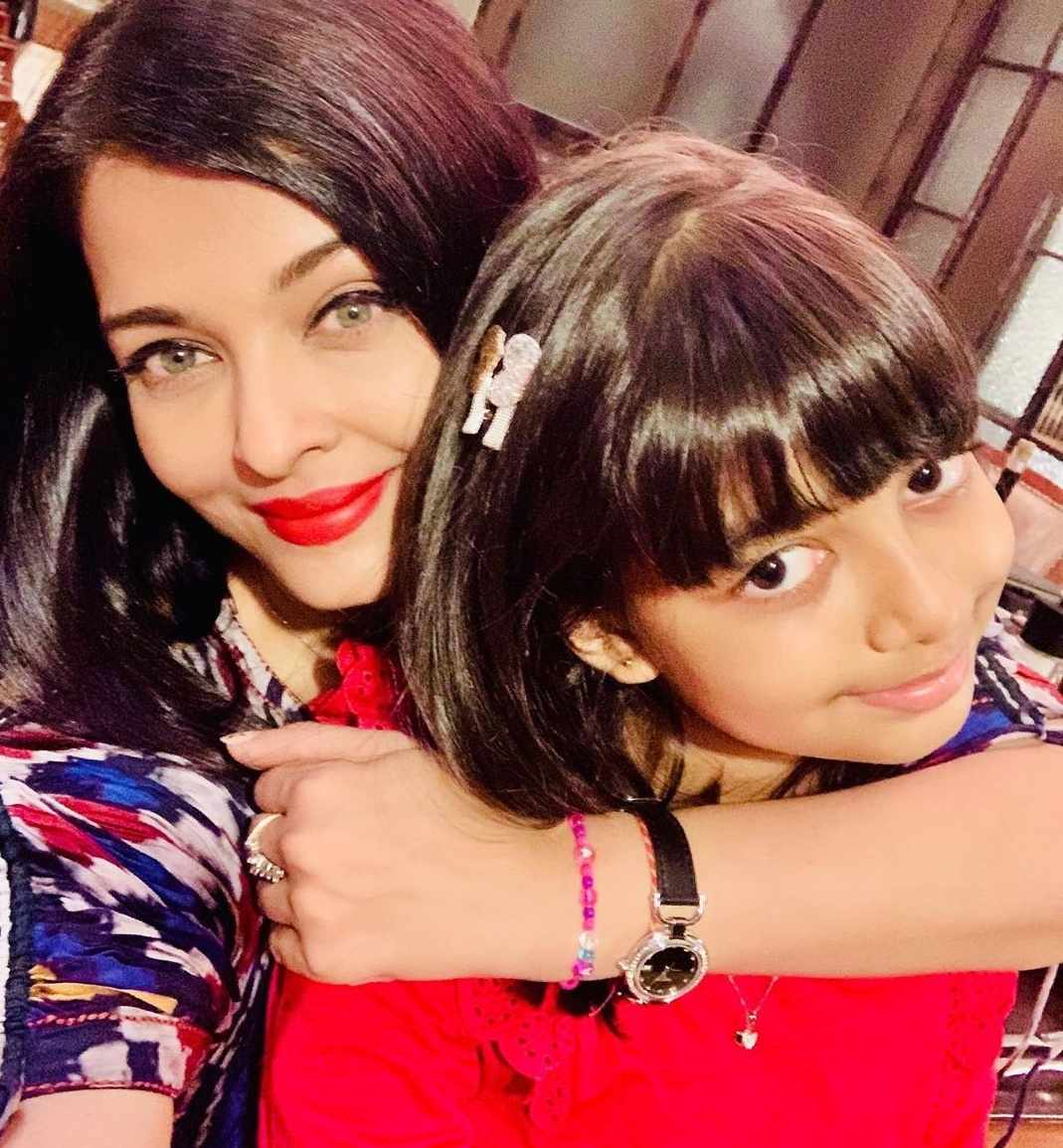 Covid 19: Aishwarya Rai Bachchan, daughter Aaradhya admitted to Nanavati Hospital...