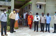 Karnataka: 100 -year -old woman beats Covid-19 in Bellary...
