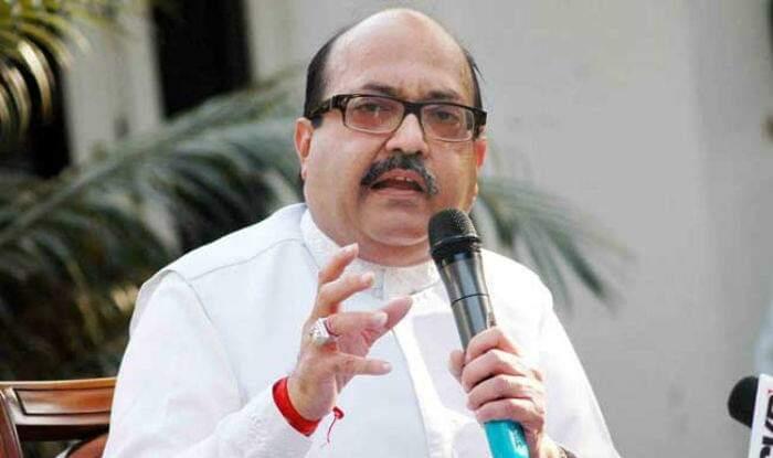 Rajya Sabha member and former SP leader Amar Singh, passes away...