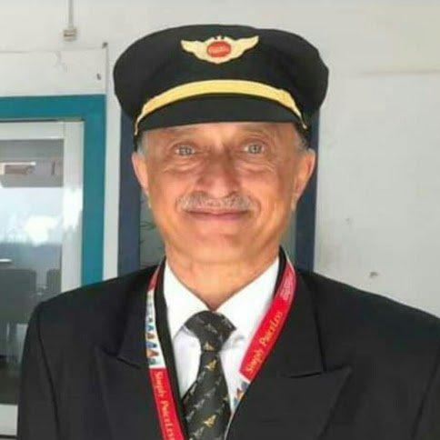 Decorated IAF officer to Air India Express pilot : Capt. DV Sathe