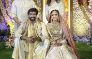 Baahubali actor Rana Daggubati married Miheeka Bajaj in Hyderabad on Saturday...