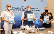 Raksha Mantri Shri Rajnath Singh Launches Naval Innovation and Indigenisation Organisation (NIIO)