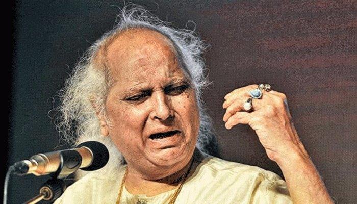 Padma Vibhushan Pandit Jasraj passes away in New Jersey, US at the age of 90...