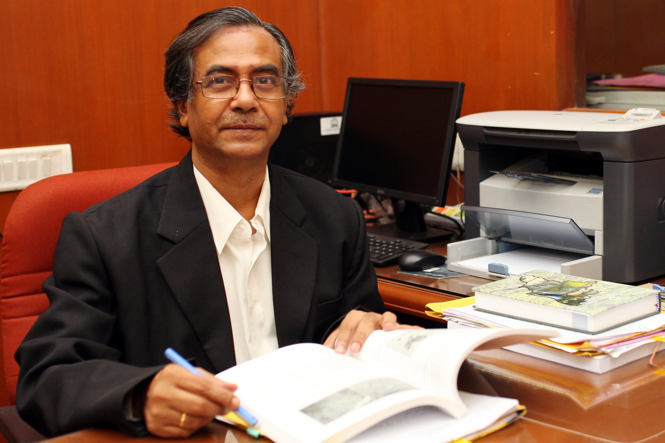 Prof. Biman Bagchi selected for 2021 Joel Henry Hildebrand Award...