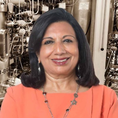 CMD of Biocon, Kiran Mazumdar-Shaw announced in a tweet that she has tested positive for COVID-19. She took to the social media platform and said: