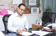 Pune: Newly appointed Pune District Collector Dr. Rajesh Deshmukh has taken charge of District Collector's office today.