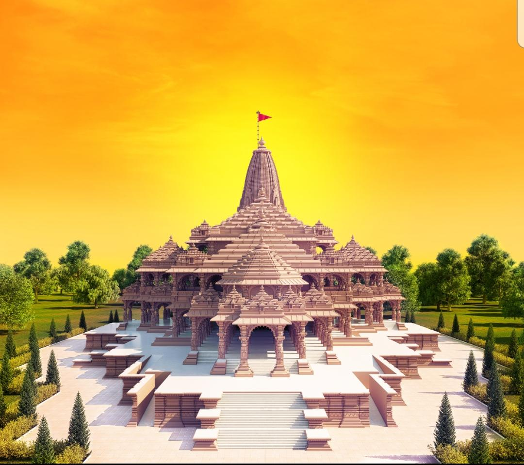 The construction of Shri Ram Janmbhoomi Mandir has begun. Engineers from CBRI Roorkee, IIT Madras along with L&T are now testing the soil at the mandir site. The construction work is expected to finish in 36-40 months.