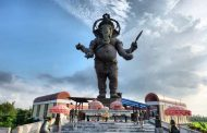 The world's tallest Ganesha statue (Bronze) is not in India, but in Khlong Khuean, Thailand! 39 meters high, it is the tallest Ganesha statue in the world: Amar Prasad Reddy, an advisor to the Union Minister of State for Health.