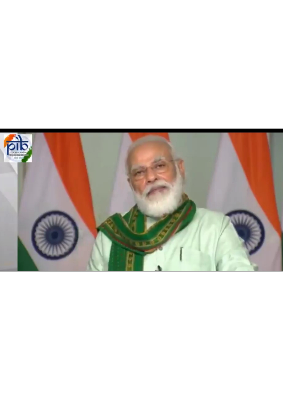 PM launches financing facility of Rs. 1 Lakh Crore under Agriculture Infrastructure Fund...