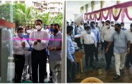 Residential Society of Chinchwad comes up with Pune's first Covid Care Centre with 40 beds
