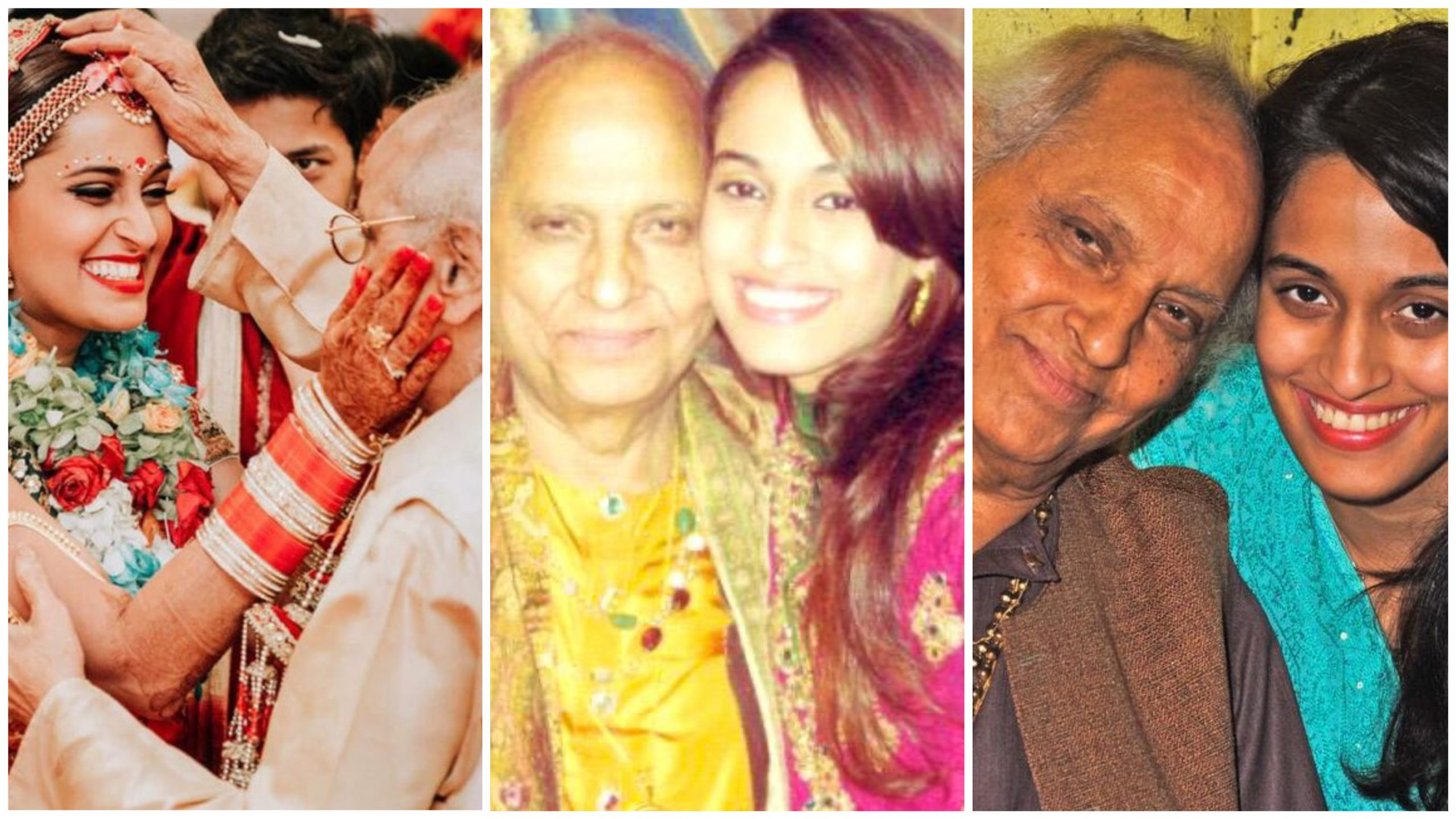 Pandit Jasraj's granddaughter and singer Shweta Pandit : Good bye my precious dadu. So many insanely beautiful memories you have given me.. but i have no words now...