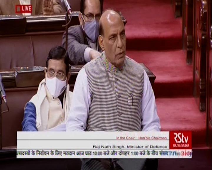 Raksha Mantri Shri Rajnath Singh's statement in Rajya Sabha on 'Present Situation in Eastern Ladakh...