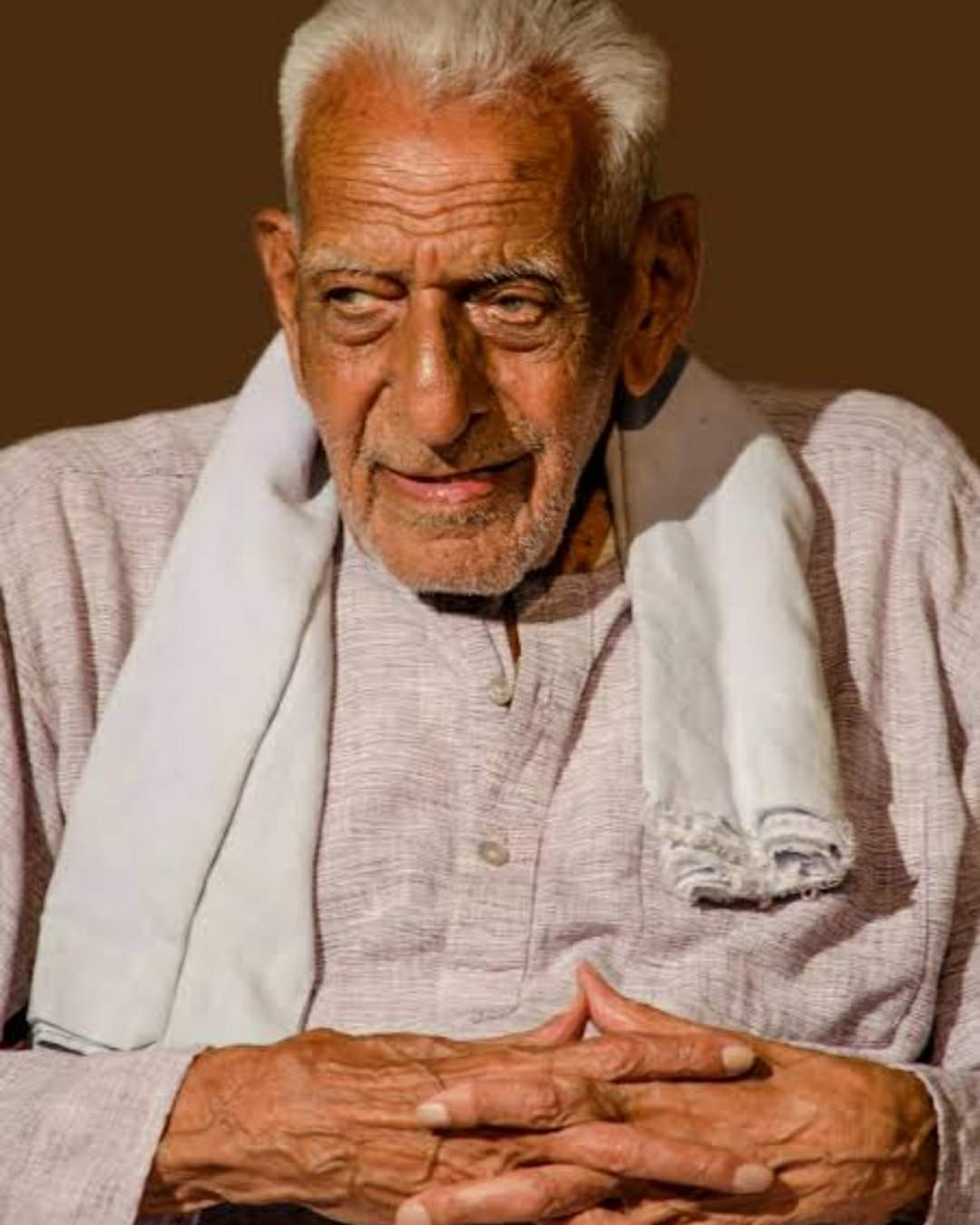 103- year-old Freedom fighter and activist HS Doreswamy passed away in Bengaluru on Wednesday. He had recovered from covid recently.