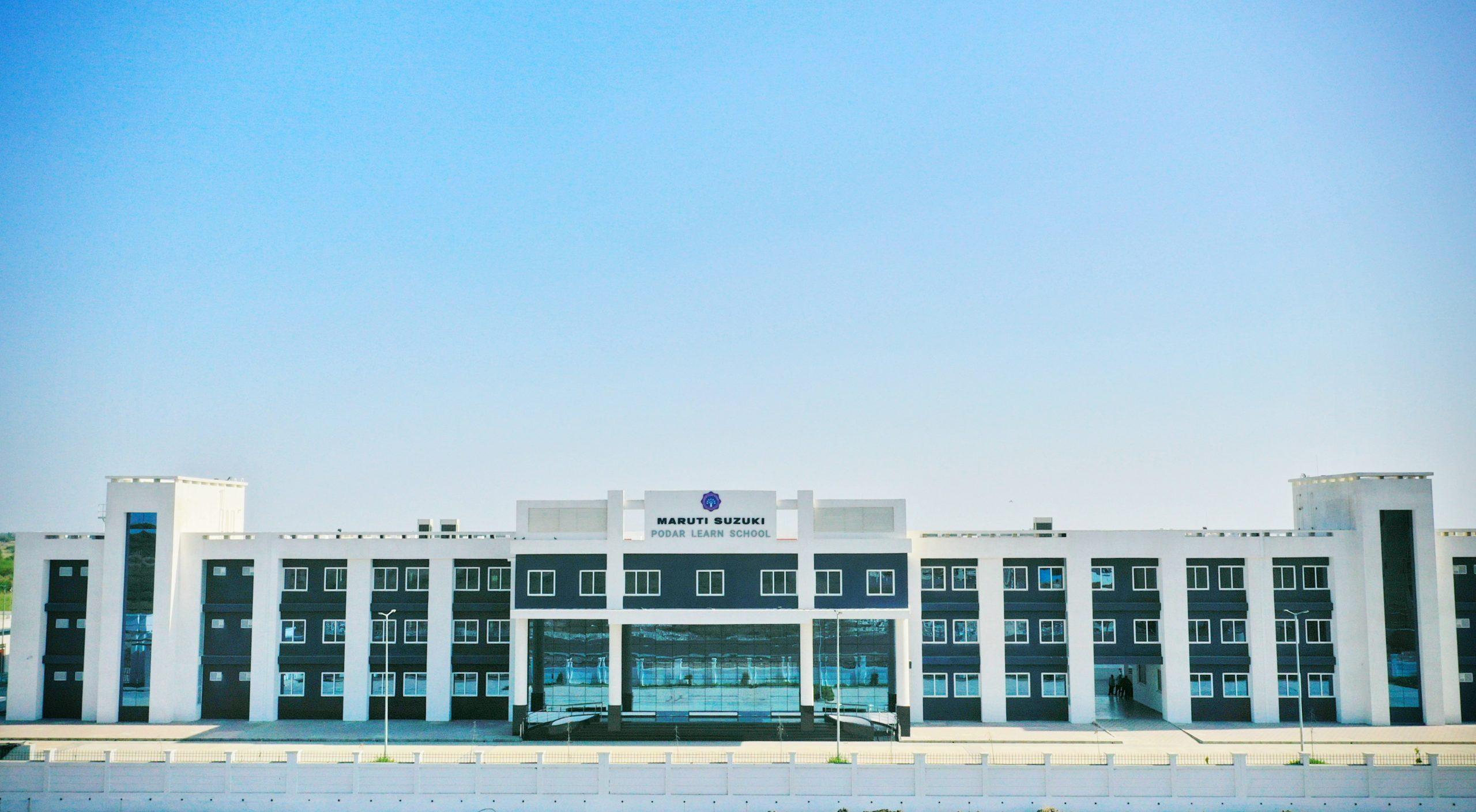Maruti Suzuki Podar Learn School in Sitapur, Taluka - Mandal, Dist - Ahmedabad, Gujarat set to open virtually in June 2021