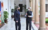 External Affairs Minister S Jaishankar tweeted,