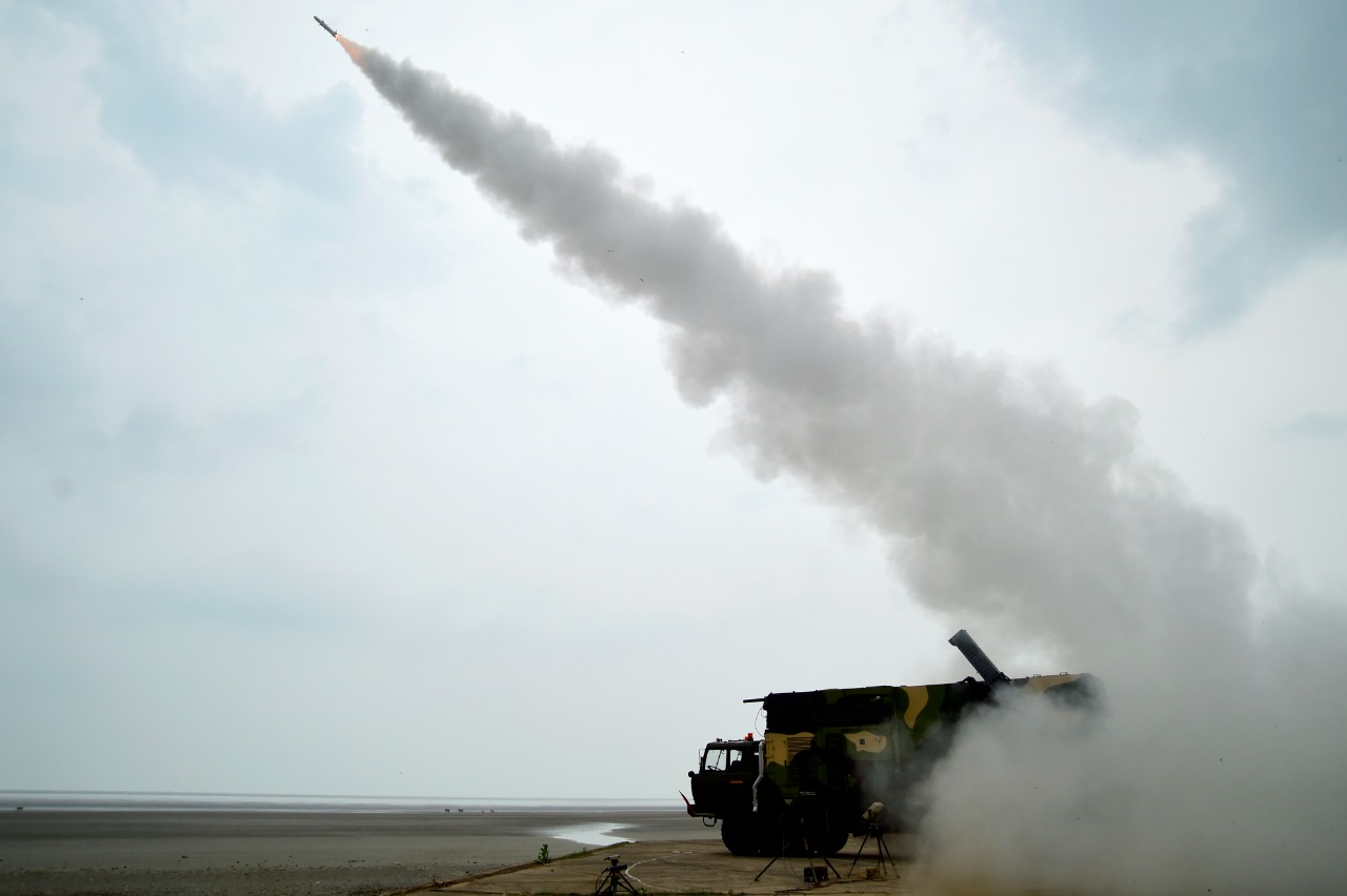 New Generation Akash Missile (Akash-NG) Successfully Flight Tested by DRDO....