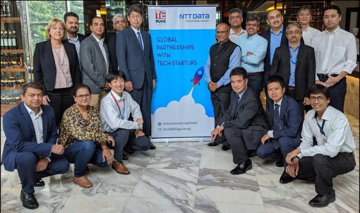 TiE Pune to help NTT DATA drive global scale innovation with the support of local start-ups...