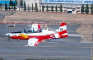 HTT-40 completes spin certification flight testing. It has already demonstrated ten turn spins and ready for operational clearance- HAL