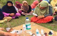 Ladakh Begins 'Pani Maah' Campaign...