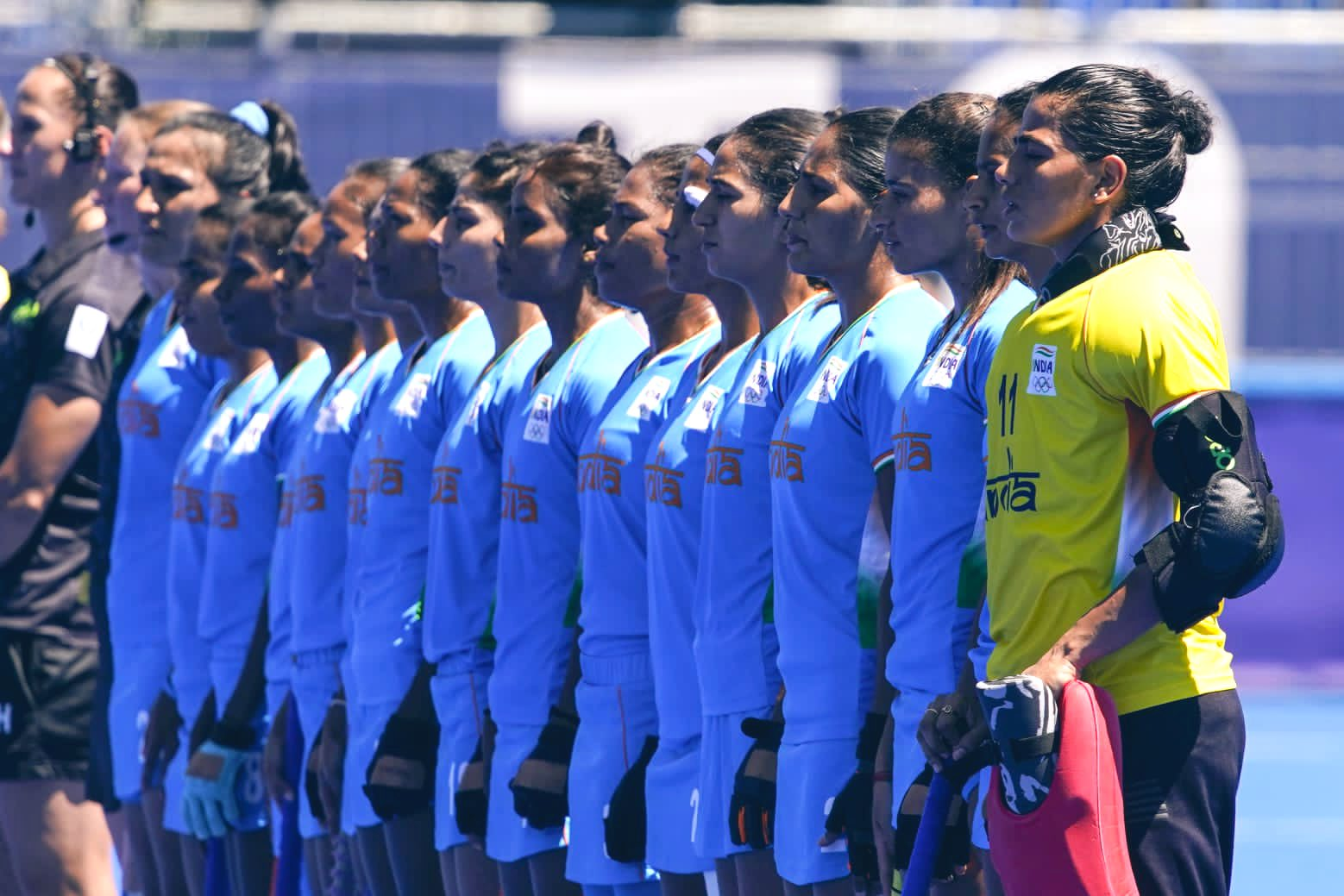 We narrowly missed a medal in Women's Hockey but this team reflects the spirit of New India: PM