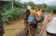 ARMY COLUMNS MOBILIZED IN FLOOD AFFECTED AREAS OF MADHYA PRADESH