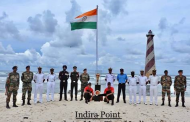Swarnim Vijay Varsh celebrations at Indira Point...