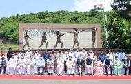 STANDING COMMITTEE ON DEFENCE VISITS INS CHILKA ON 23 AUG 21....