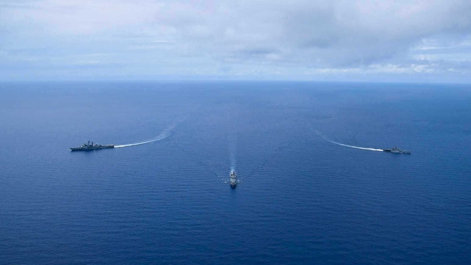 MARITIME PARTNERSHIP EXERCISE BETWEEN INDIAN NAVY AND THE PHILIPPINE NAVY – 23 AUGUST 2021...