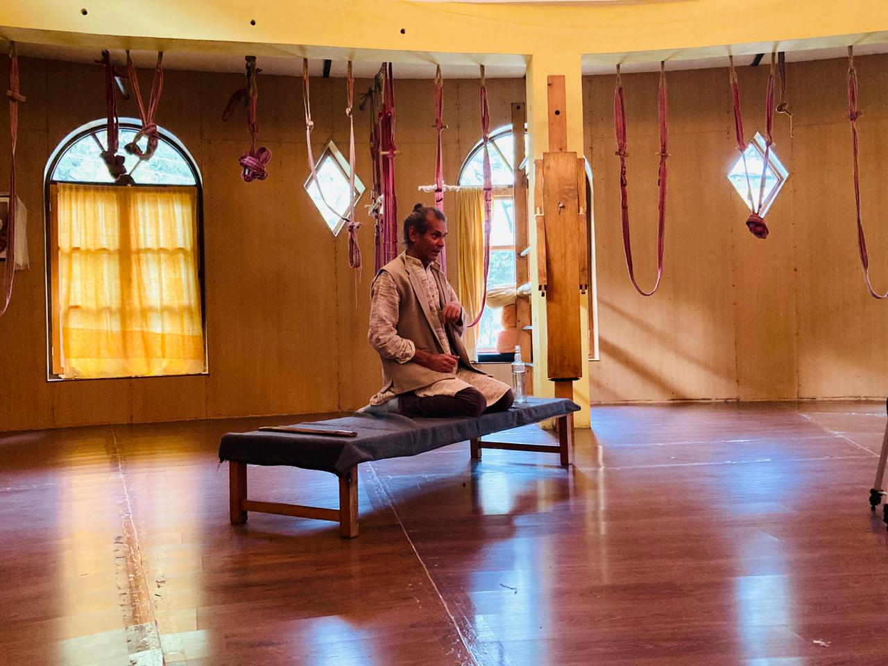 Yoga has been practised as a way to grow spiritually: Sharat Arora